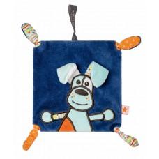 Pittenzak met kersenpitvulling hondje
