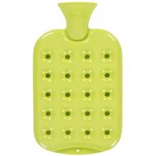 Warmwaterkruik - Honingraatpatroon lime