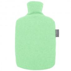 Warmwaterkruik - Met fleece hoes eco groen