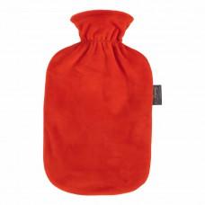 Warmwaterkruik - Met oranje zachte hoes