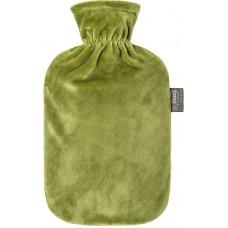 Warmwaterkruik - Met groene zachte hoes