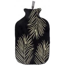 Warmwaterkruik - Met zachte hoes palmblad