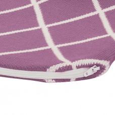 Warmwaterkruik - Met roze witte hoes